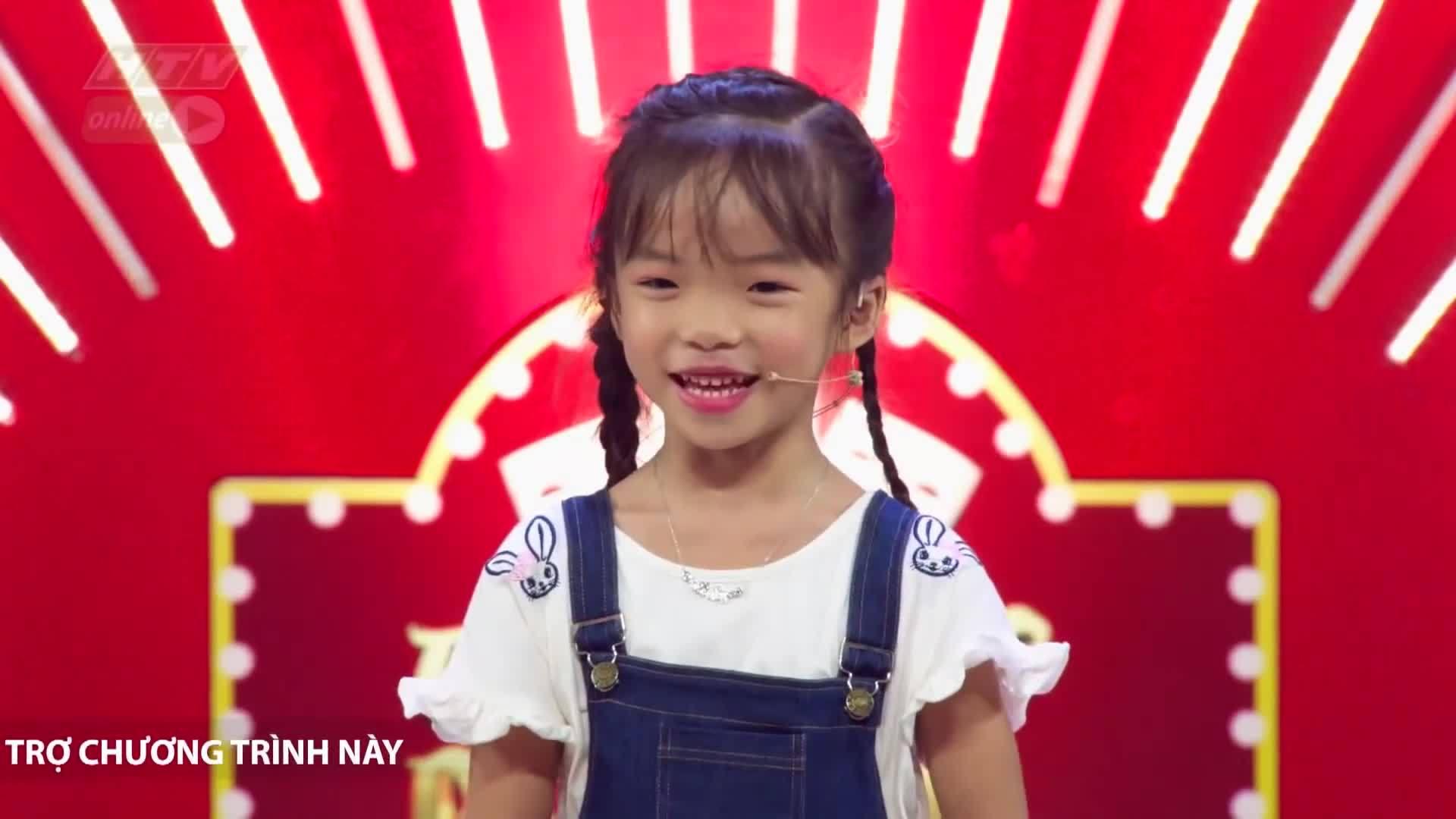 Trấn Thành, Trường Giang 'rối não' với cô bé 6 tuổi