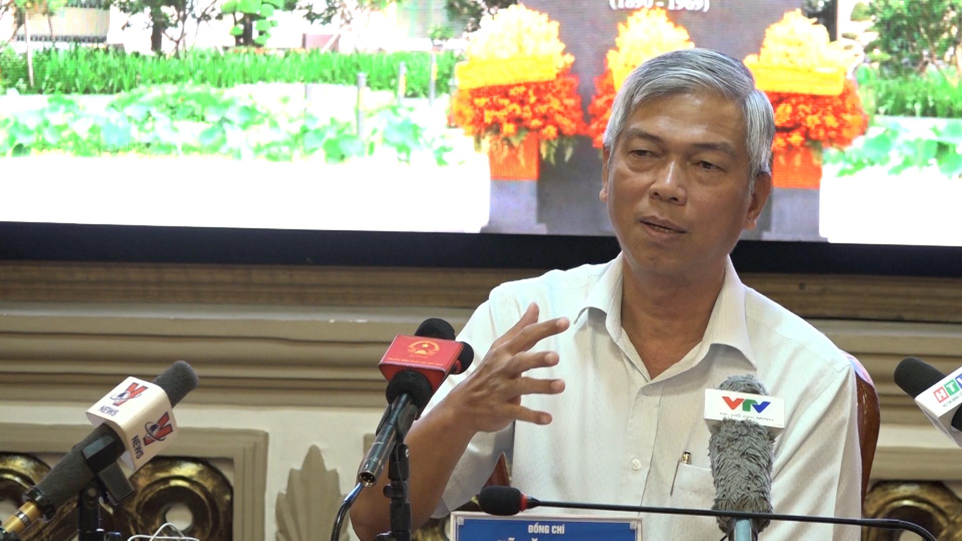 TP HCM đề xuất chính sách bồi thường cho người dân Thủ Thiêm