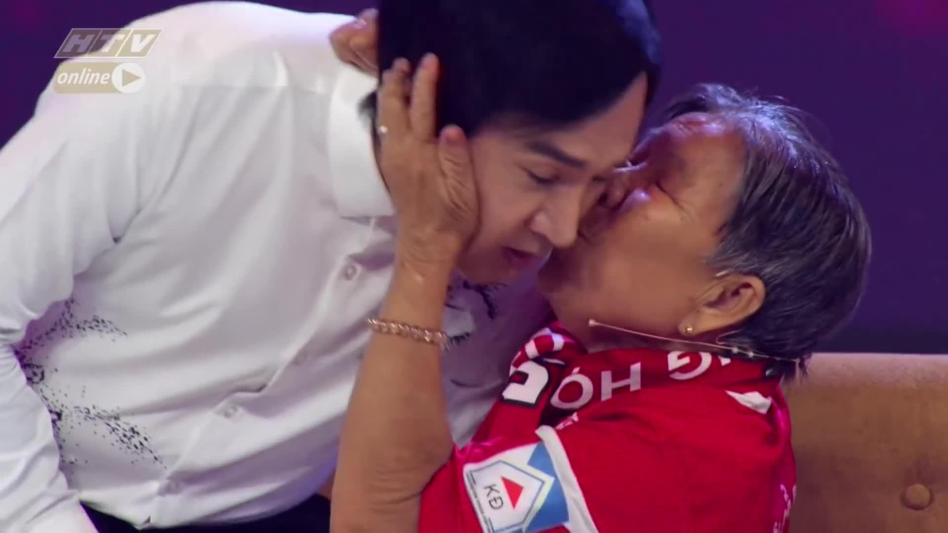 Kim Tử Long, Quyền Linh, Ốc Thanh Vân được ngoại hôn thắm thiết