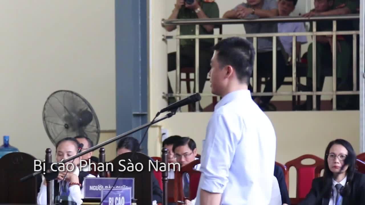 Phan Sào Nam nói về thoả thuận với Nguyễn Văn Dương