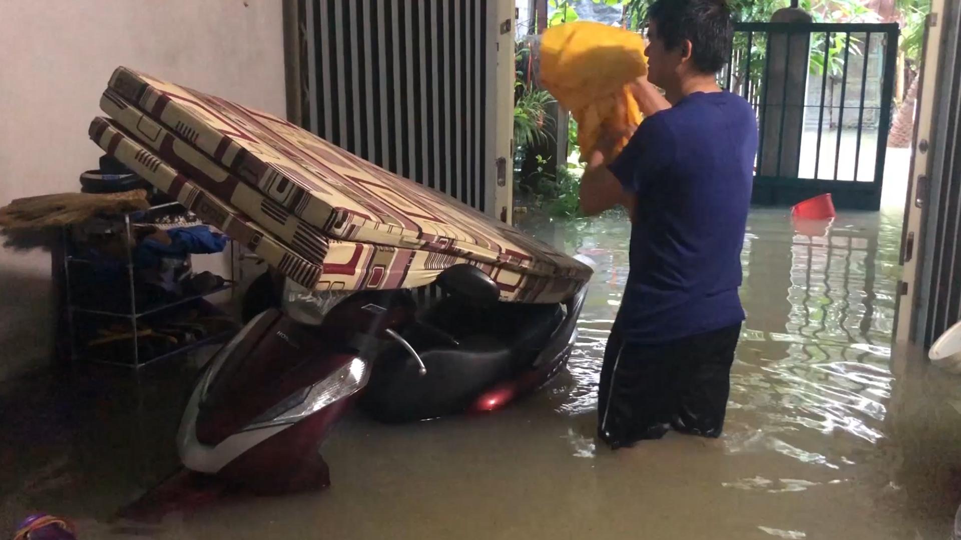 Video ngập ở Khánh Hòa