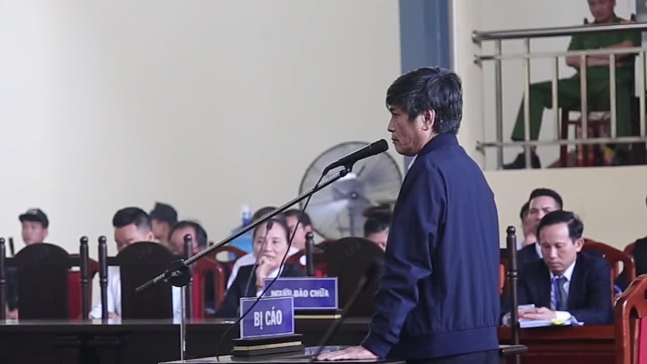Ông Hoá nói C50 không có trách nhiệm với CNC