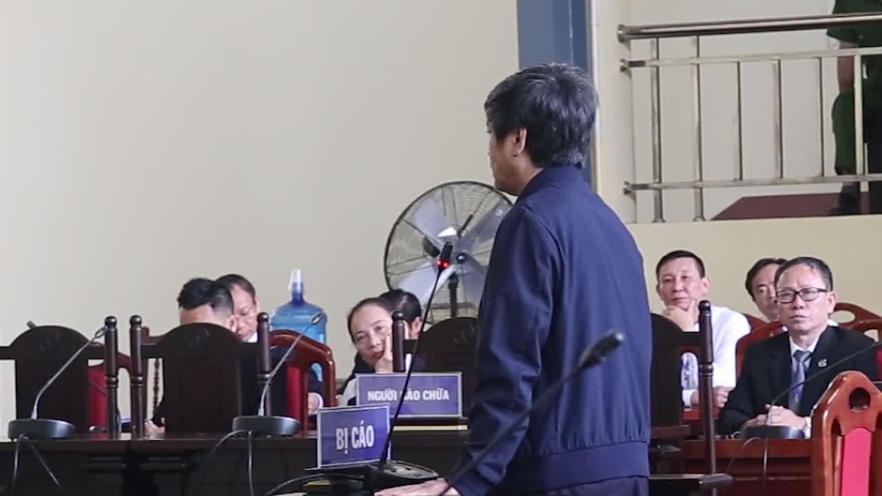 Ông Hoá phản bác lời khai của Nguyễn Văn Dương