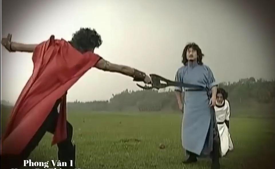 Cảnh trong phim 'Phong Vân' mắc phải lỗi gì?
