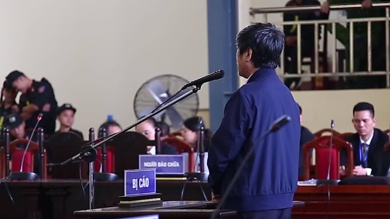 Ông Nguyễn Thanh Hoá nhận tội, xin lỗi Bộ Công An