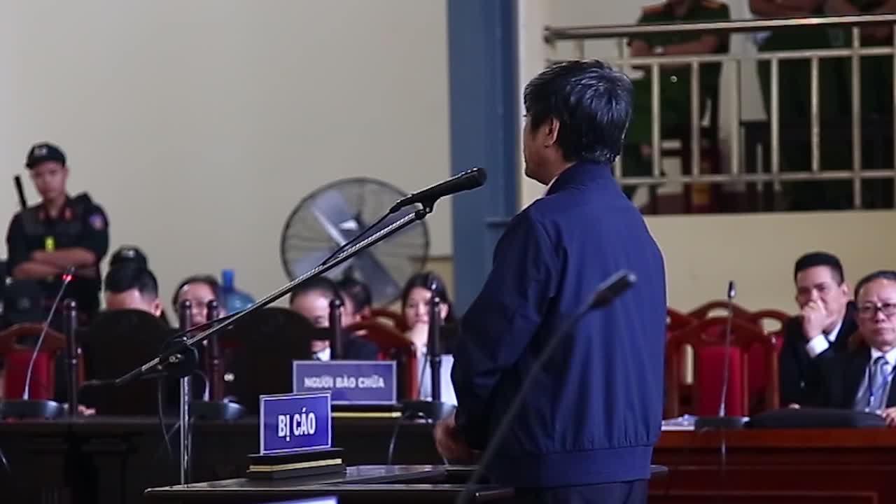Ông Nguyễn Thanh Hoá nói lời xin lỗi mọi người