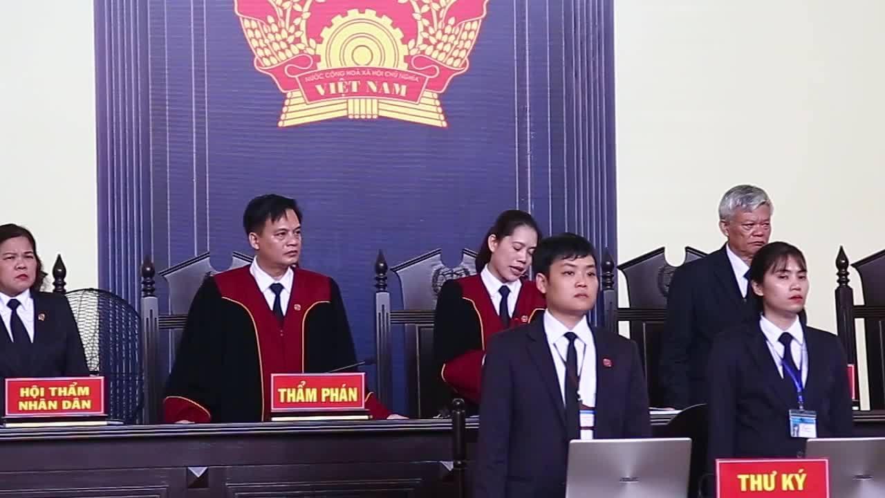 HĐXX tuyên án, Lưu Thị Hồng được trả tự do