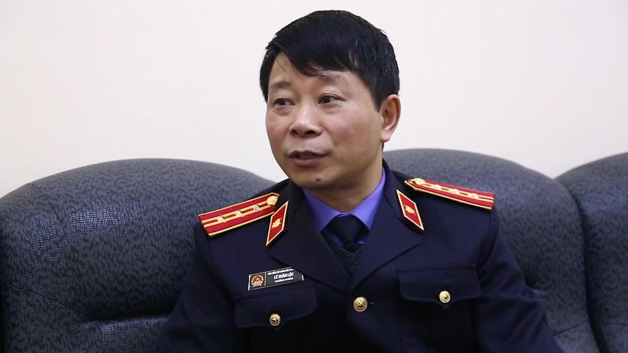 Ông Lê Xuân Lộc VKSND tỉnh Phú Thọ 2