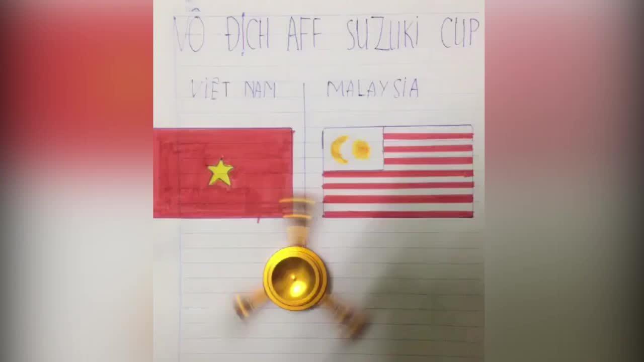 Việt Nam vô địch đã được 'trời định sẵn'