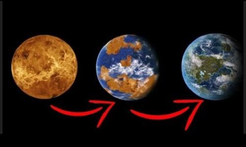 Cách cải tạo địa ngục sao Kim thành hành tinh giống Trái Đất