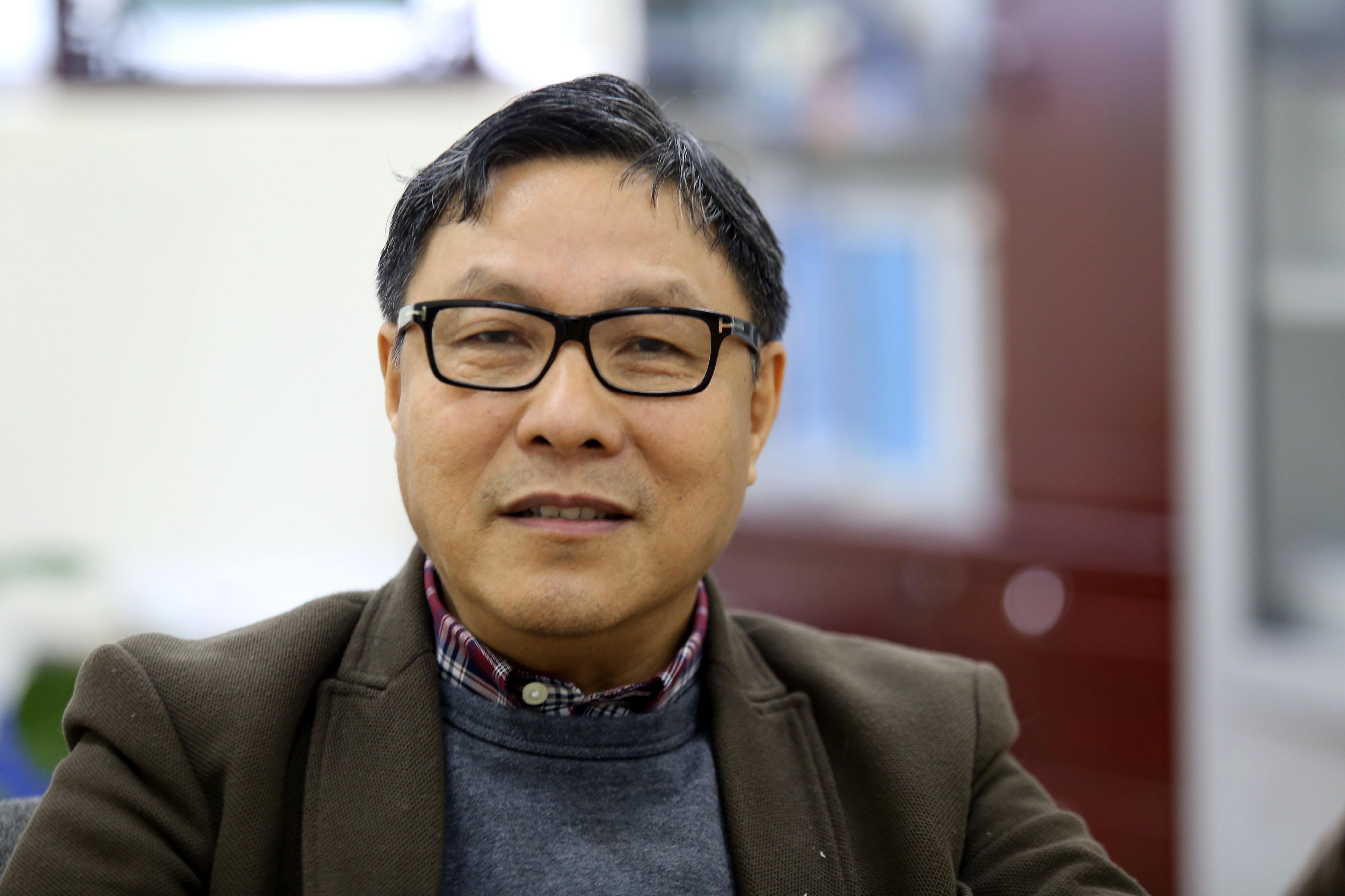 Ông Đặng Huy Đông nói về phương pháp chôn lấp rác
