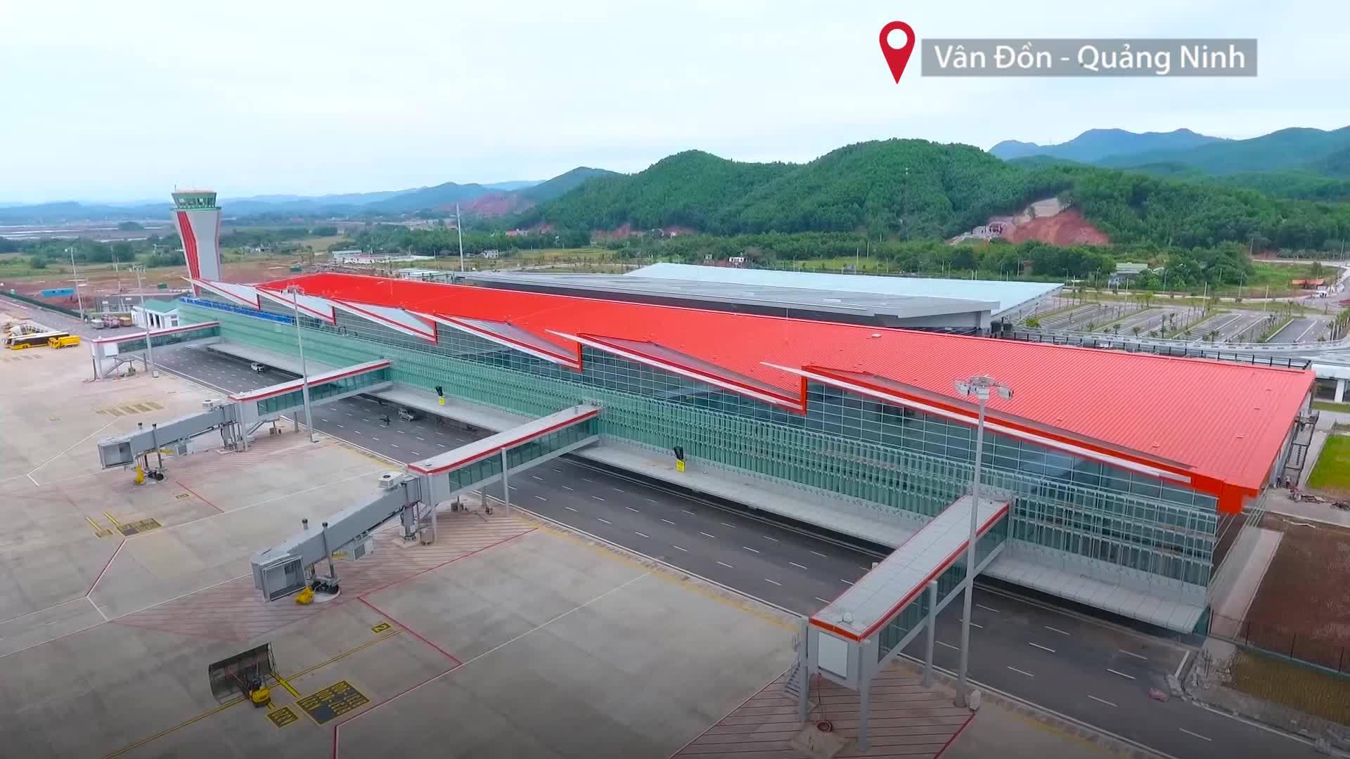 Sân bay tư nhân 7.700 tỷ đồng trước ngày đi vào khai thác
