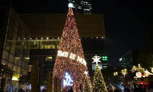 Giáng sinh trong mắt người Trung Quốc