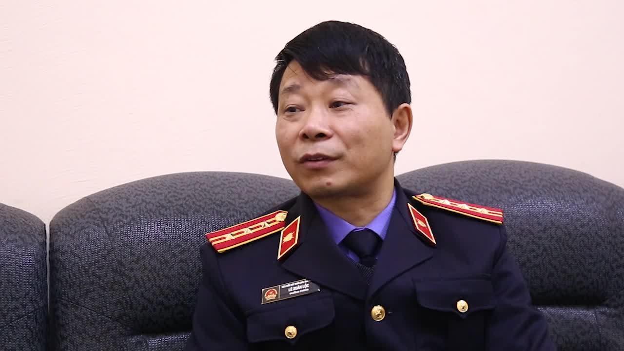 Ông Lê Xuân Lộc nói về việc bắt Nguyễn Văn Dương