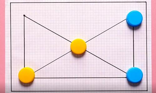 Ba trò chơi trên giấy giúp trẻ phát triển tư duy
