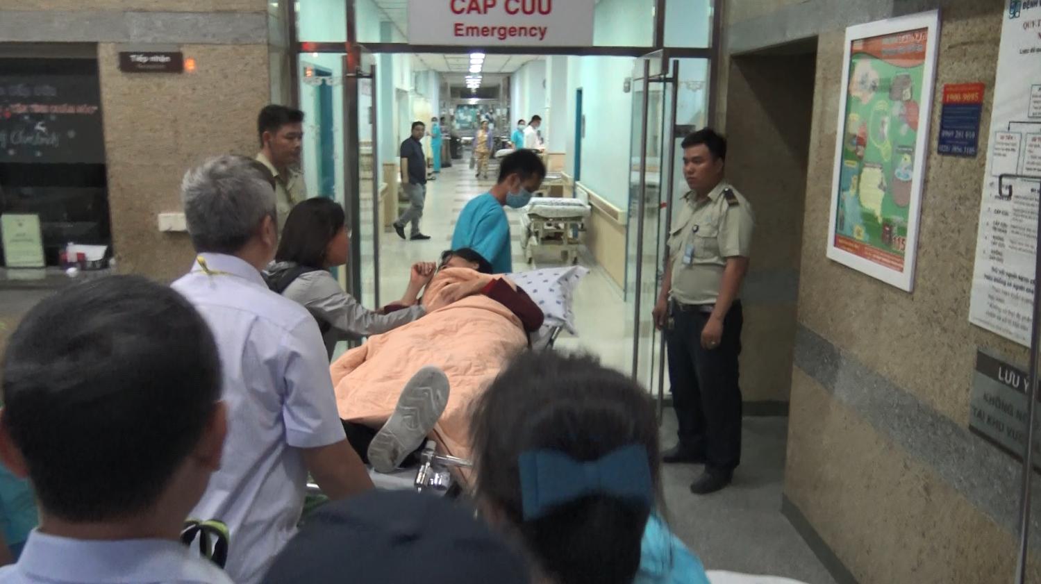 Tình hình sức khỏe các nạn nhân vụ đánh bom Ai Cập