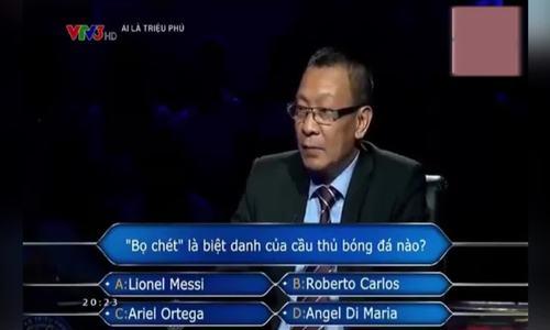 90% khán giả 'Ai là triệu phú' trả lời sai câu hỏi này, còn bạn?