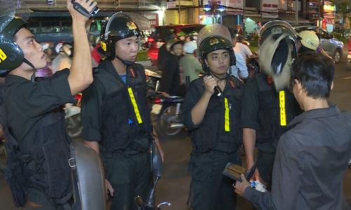 Lực lượng 363 xử lý hàng trăm trường hợp sau một tuần hoạt động