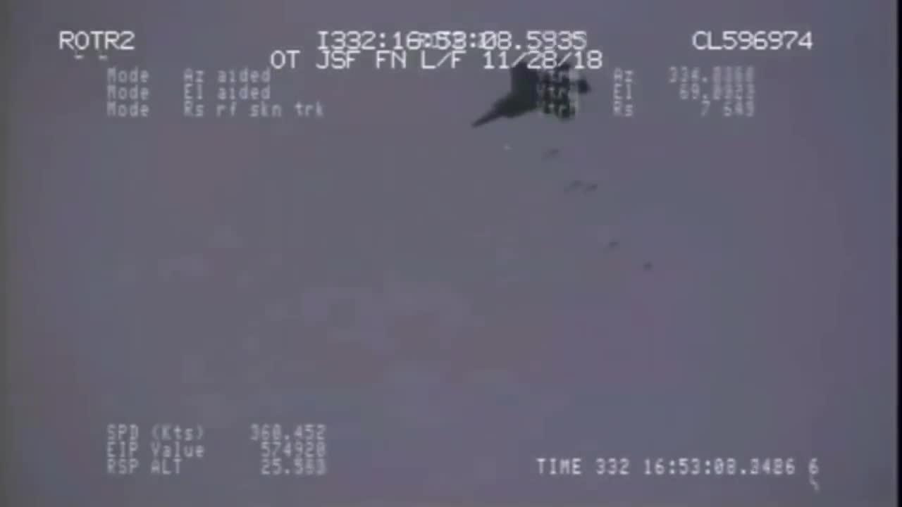 Tiêm kích F-35 Mỹ cắt bom diệt 5 mục tiêu cùng lúc