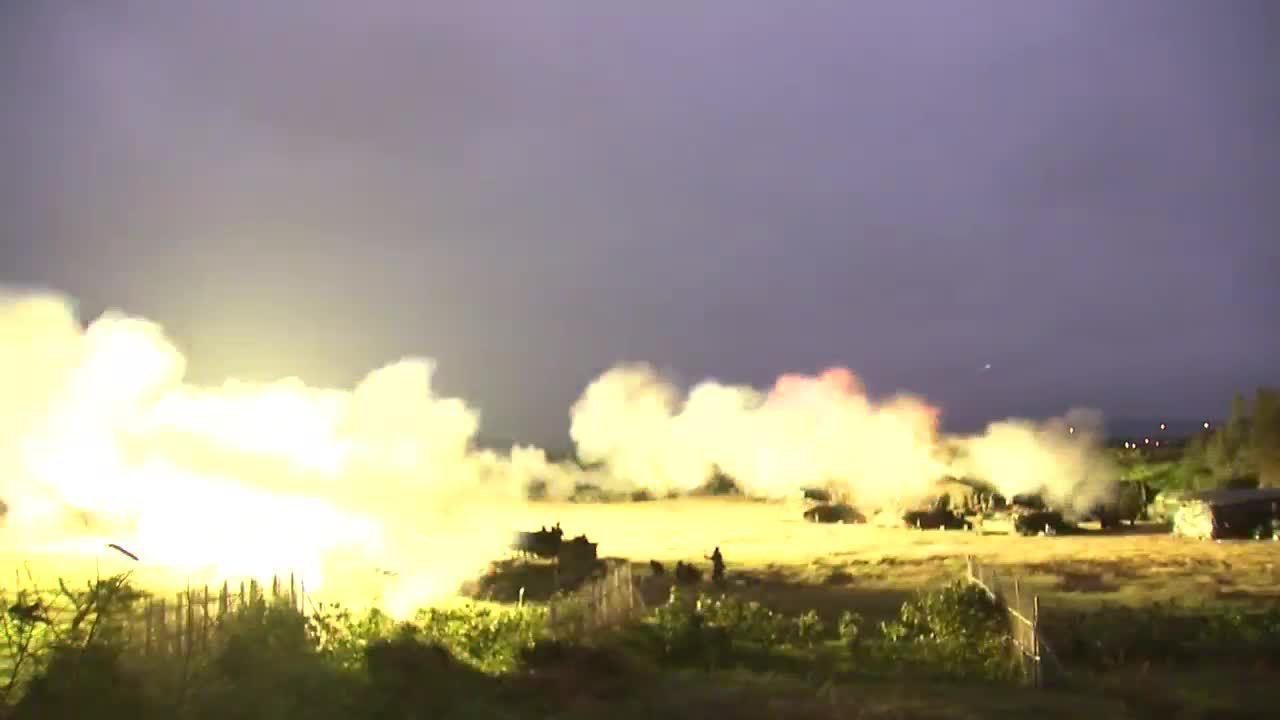 Đài Loan tập trận chống đổ bộ chiếm đảo trong đêm