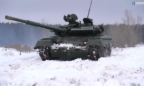 Chuyên gia Nga chê xe tăng T-72B3 thua kém T-64 Ukraine