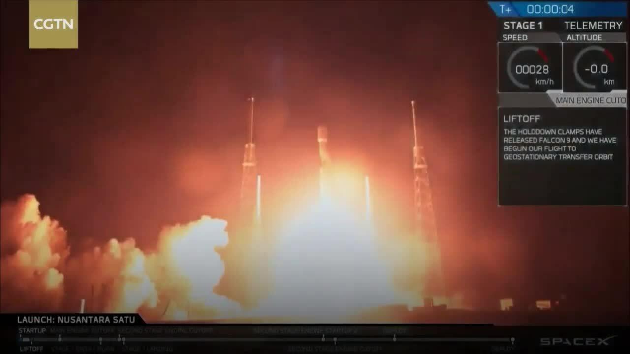 Israel phóng tàu vũ trụ đầu tiên để đáp xuống Mặt Trăng