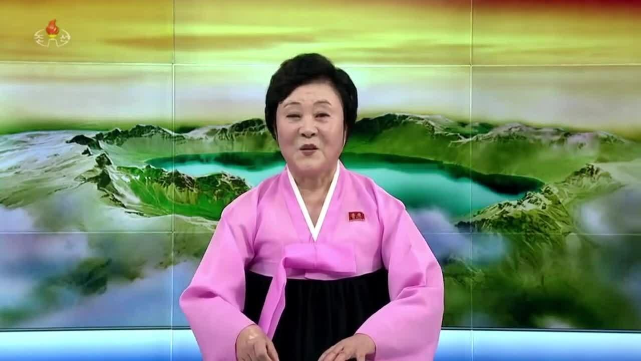'Quý bà hồng' Triều Tiên tái xuất trong bản tin Kim Jong-un thăm Việt Nam