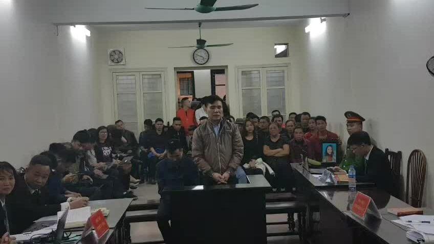 Ca sĩ Châu Việt Cường bị tuyên phạt 13 năm tù