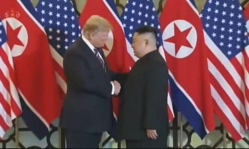 Triều Tiên chiếu phim tài liệu 75 phút về chuyến đi Hà Nội của Kim Jong-un