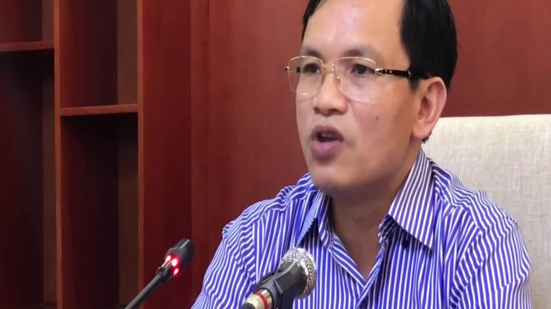 Ông Mai Văn Trinh nói về vụ gian lận thi THPT quốc gia ở Hòa Bình