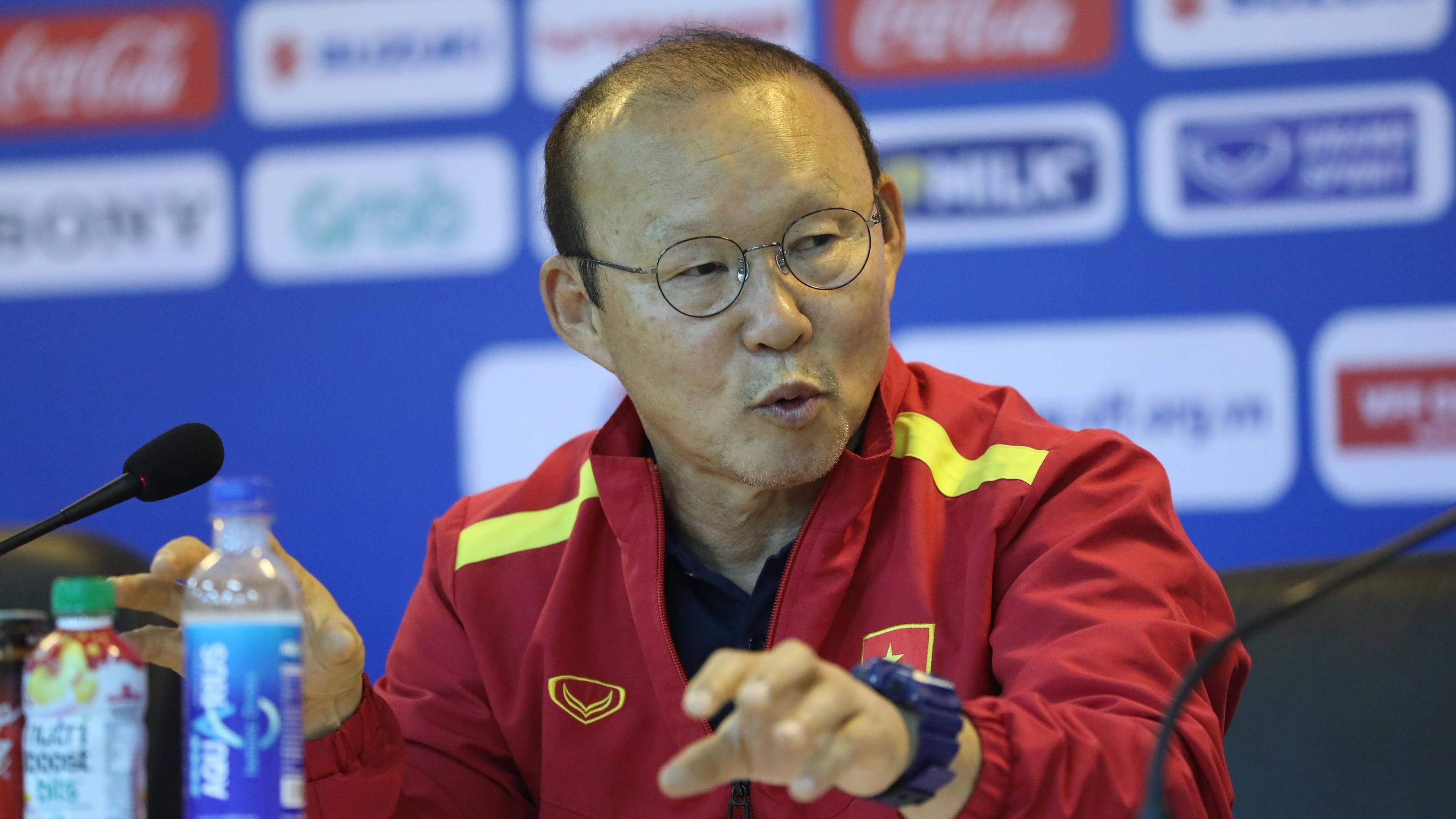 Ông Park so sánh hai lứa U23 Việt Nam