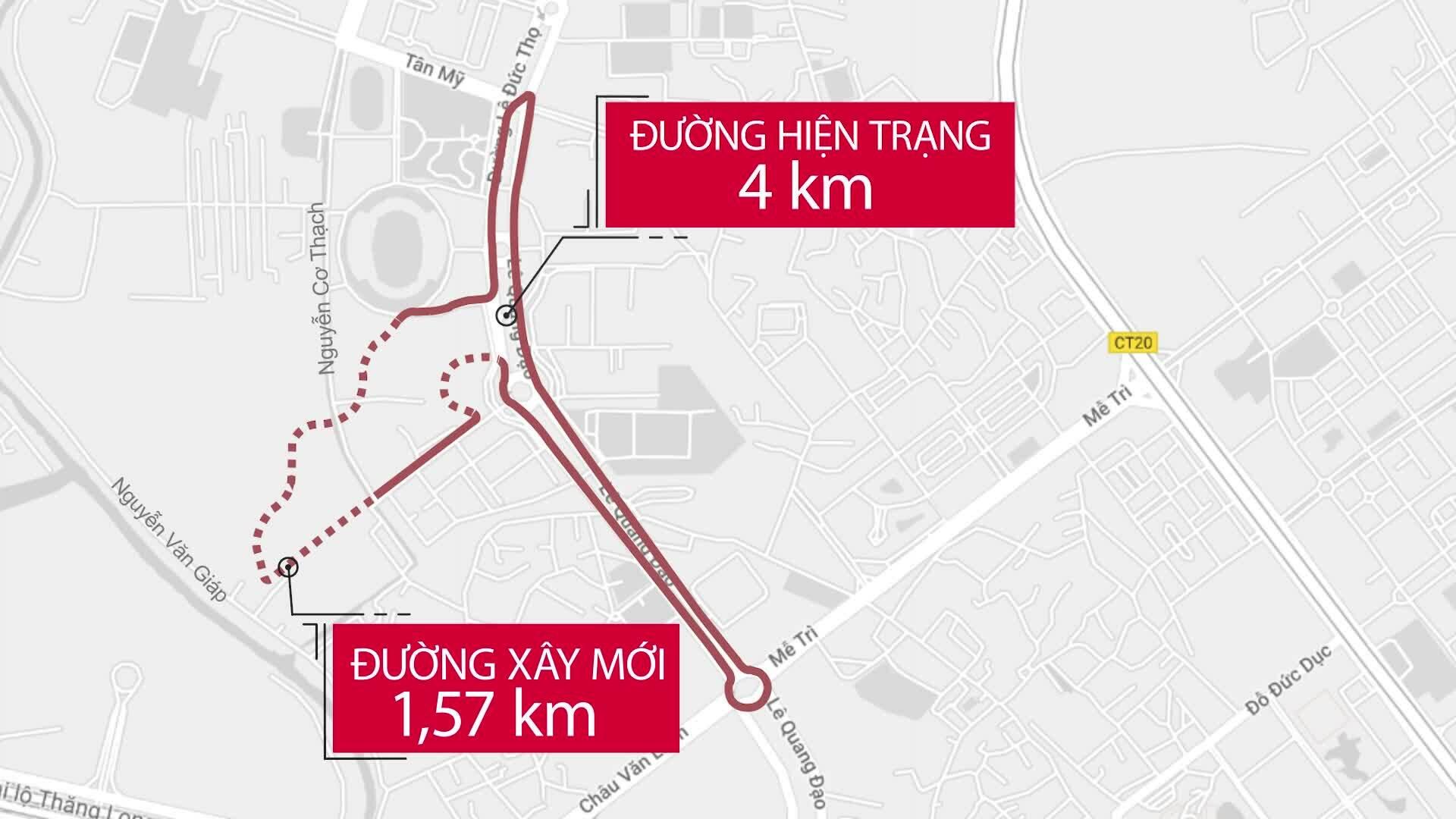 Đường đua F1 tại Hà Nội