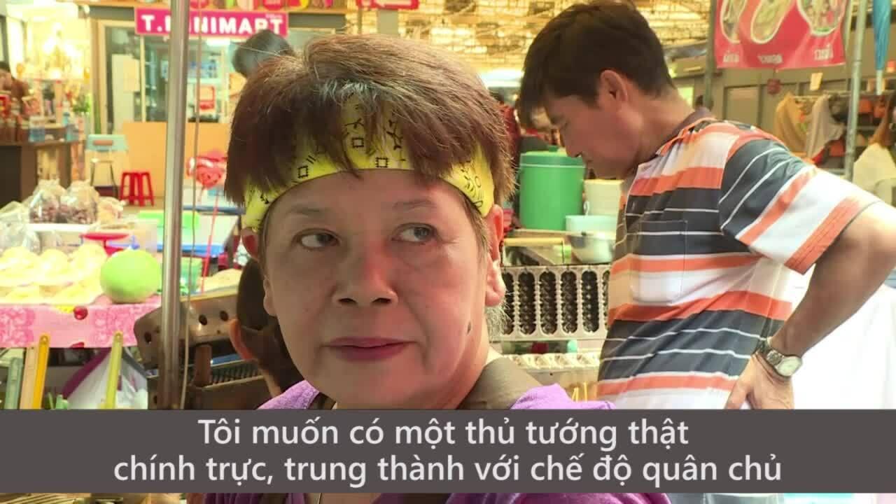 Người dân Thái Lan mong đợi cuộc bầu cử đầu tiên sau 8 năm