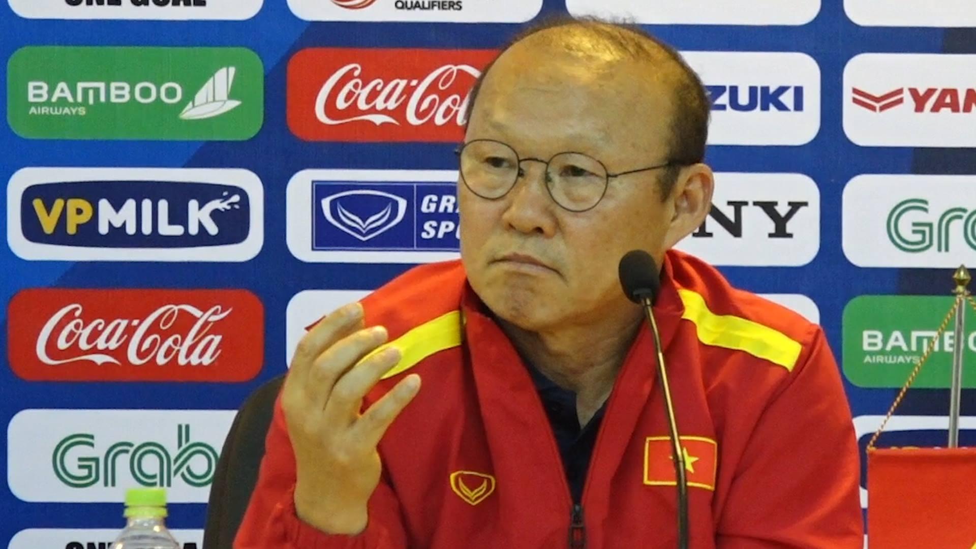 Họp báo thông tin vòng loại U23 Châu Á