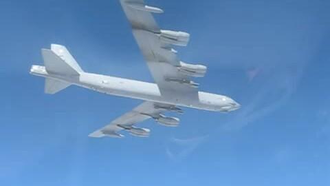 Nga nói Mỹ gây căng thẳng khi điều chiến đấu cơ gần biên giới