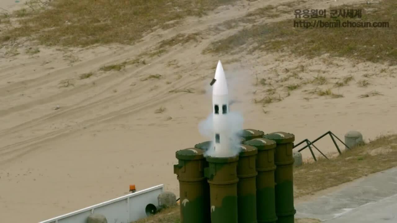 Hàn Quốc xin lỗi vì vụ phóng nhầm tên lửa gần biên giới Triều Tiên