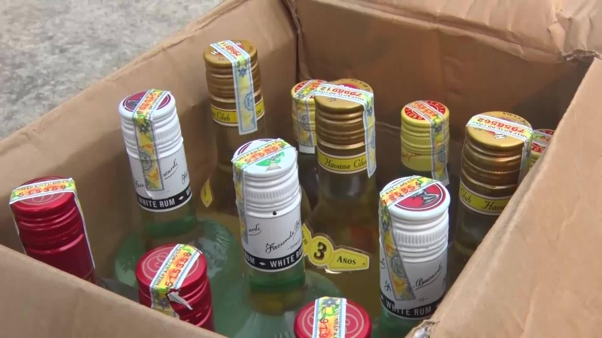 Quảng Nam tiêu hủy lô hàng lậu có giá gần 2 tỷ đồng