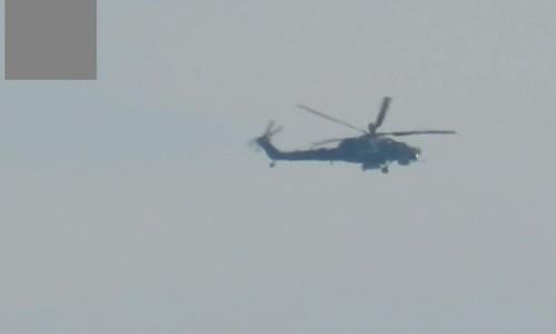 Nga có thể đã thử lửa trực thăng 'Siêu thợ săn đêm' tại Syria