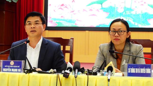 Chủ tịch TP Uông Bí kết luận chùa Ba Vàng sai phạm