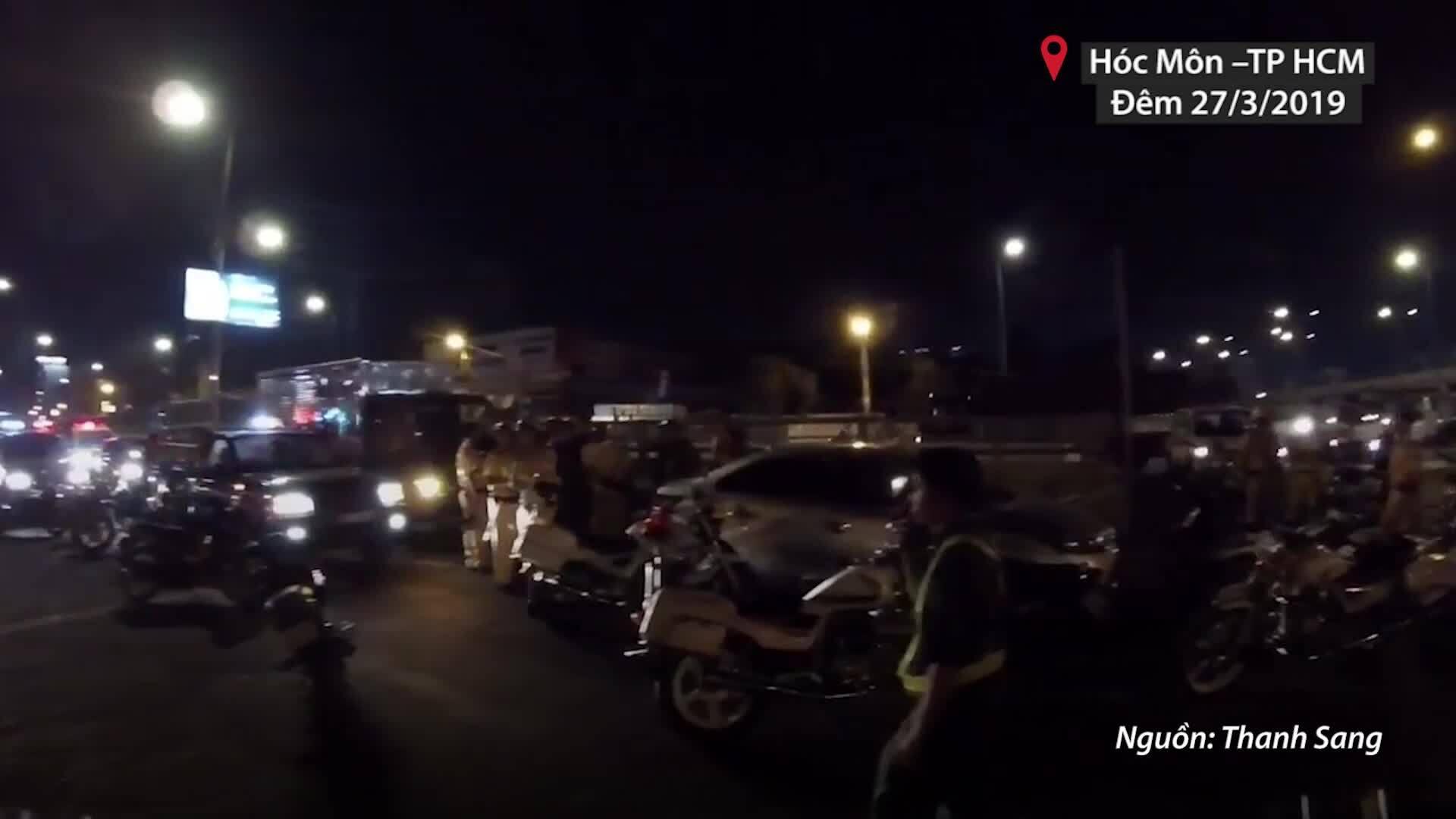 Bắt hơn 800 gói ma túy ở Hóc Môn