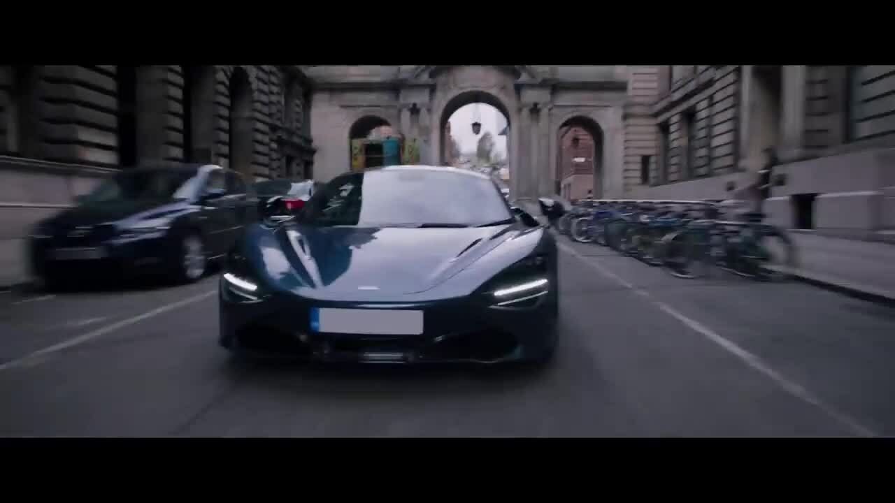 Siêu xe McLaren 720S tham gia ngoại truyện 'Fast & Furious'