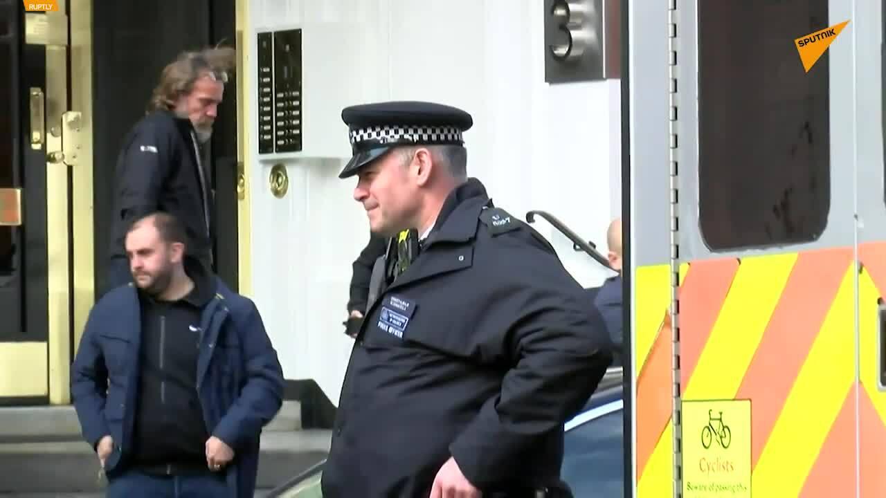 Cảnh sát Anh bắt ông chủ WikiLeaks