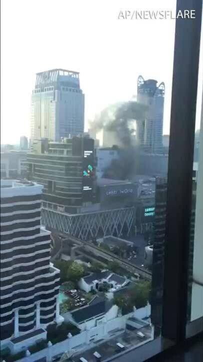 Nhân chứng vụ cháy ở Thái Lan nói chuông báo cháy không kêu