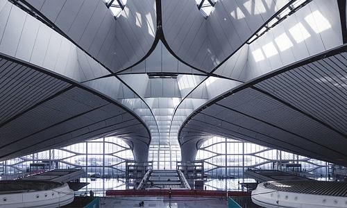 Sân bay lớn nhất thế giới ở Bắc Kinh sắp hoàn thiện nội thất