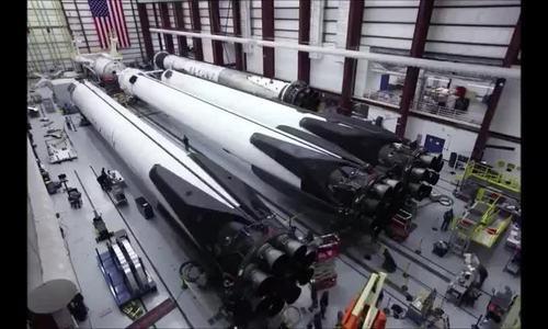 SpaceX hoãn phóng vệ tinh bằng tên lửa mạnh nhất thế giới