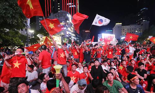 Việt Nam giành Cup AFF 2018 tại Mỹ Đình