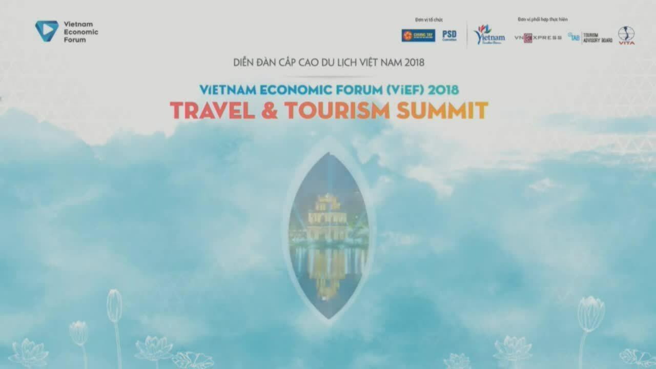 Diễn đàn cấp cao Du lịch Việt Nam 2018