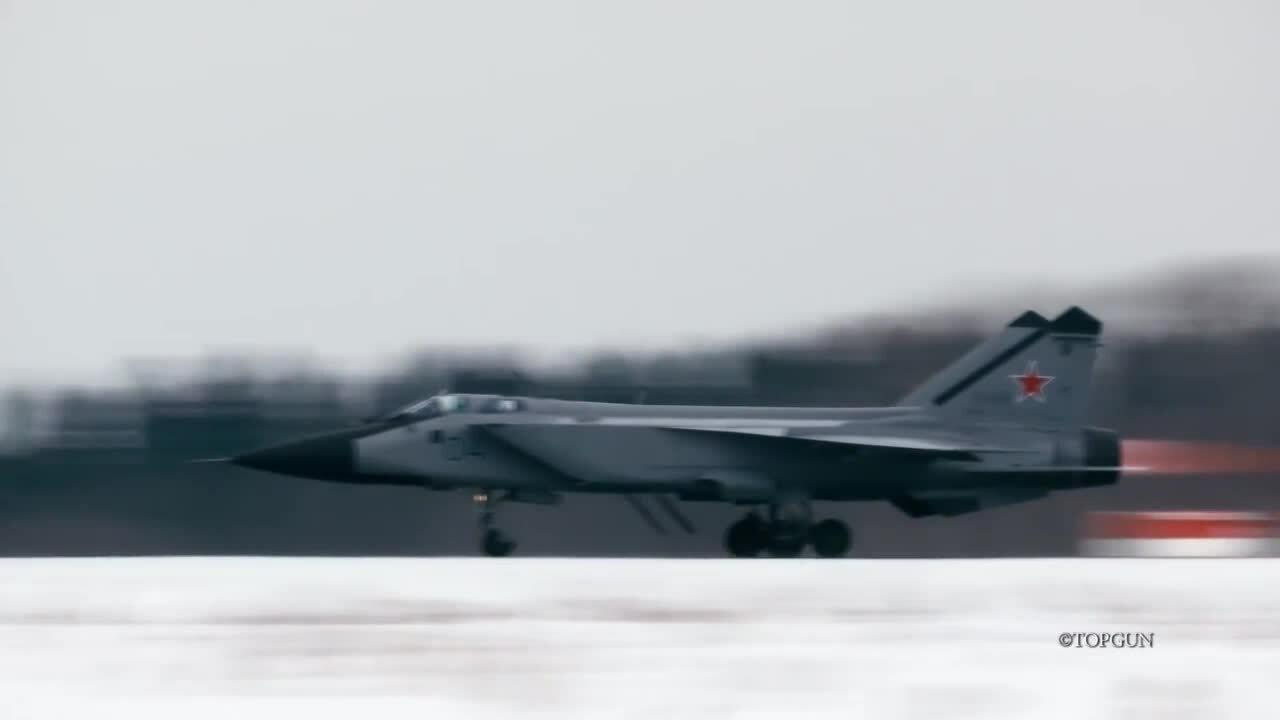 Sự cố khiến tiêm kích MiG-31 Nga bắn hạ đồng đội năm 2017