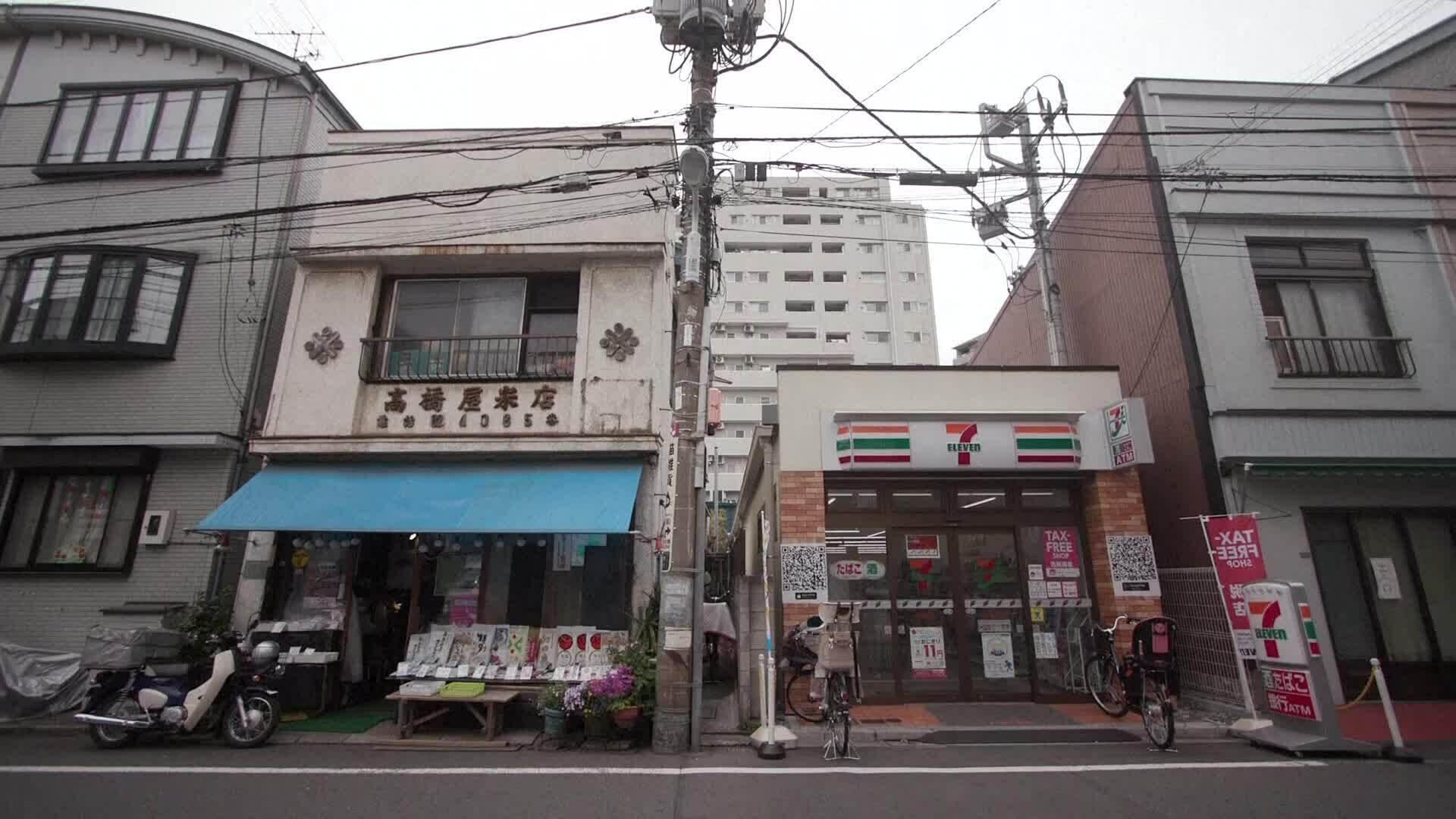 Cửa hàng tiện lợi Nhật Bản - nơi phục vụ bất kể ngày đêm