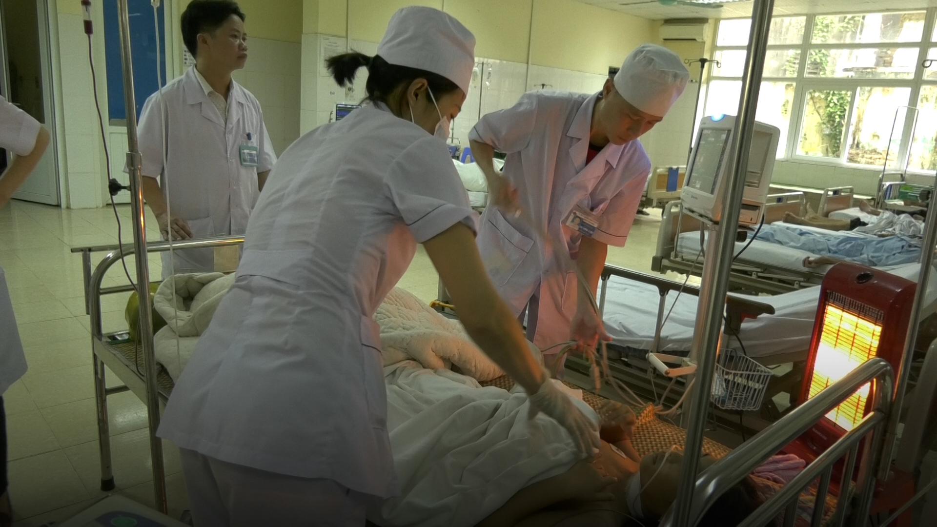 Nam thanh niên cầm dao gây án tại trường tiểu học ở Thanh Hóa